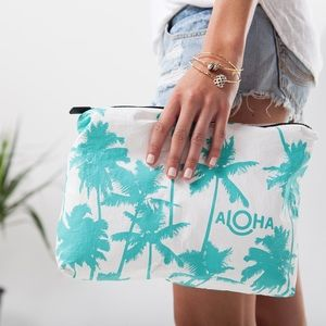 Aloha Island Accessories - 🌴Aloha Wet/Dry Bag 💜