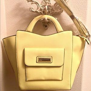 Catherine Malandrino Handbags - Catherine Yellow Satchel