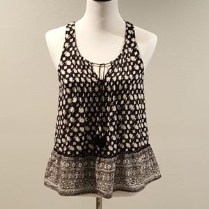 American Eagle Outfitters Tops - AE Sleeveless Print Top | Size XS