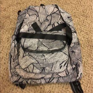 lululemon athletica Handbags - NWT Lululemon All day backpack Dottie tribe