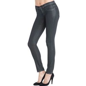 J Brand Denim - ➡J Brand 901 Low-Rise Legging in Black Pearl⬅