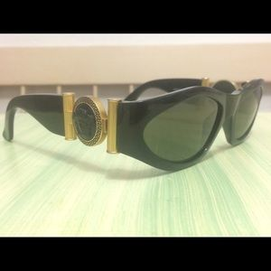 Versace Accessories - Authentic Gianni Versace Medusa Sunglasses