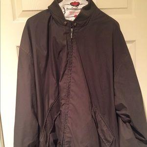 Olive Green vintage Nike golf jacket size L
