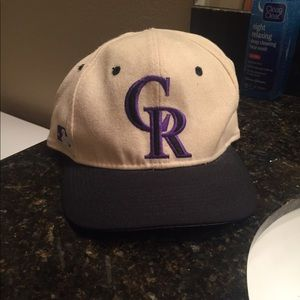 Sports Specialties Vintage Rockies Hat size 7 1/4
