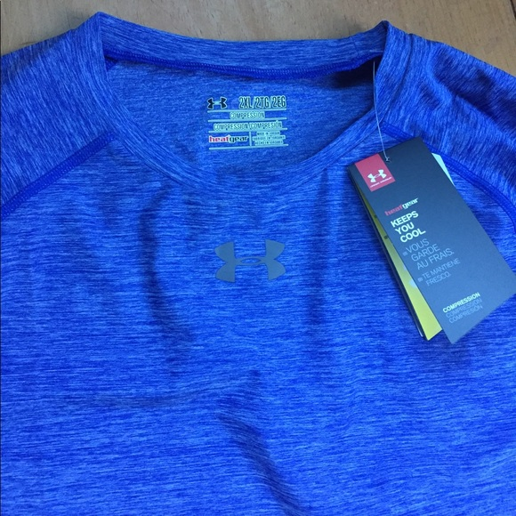 34 off under armour other under armour heat gear for Under armour heat gear button down shirt