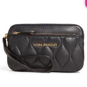 Vera Bradley Handbags - Vera Bradley Quilted Sophie Wristlet