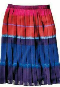 Elle Dresses & Skirts - ELLE Pleated Polyester Skirt