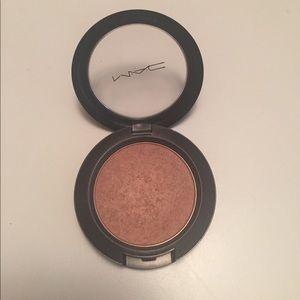 MAC Cosmetics Other - Mac blush . Shade margin