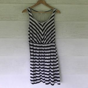 Dresses & Skirts - Stripe dress