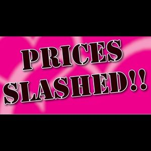 Check out newly-slashed prices in my closet! 🔪💵