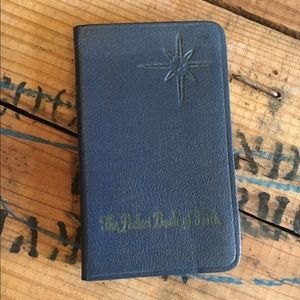 Other - Vintage/antique Pocket book of faith