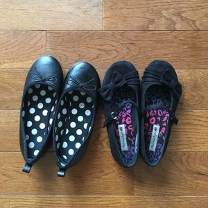 American Eagle Outfitters Other - 🖤Girls Dress Shoes🖤