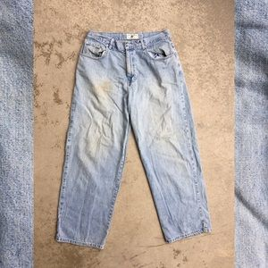 AEO Relaxed Cut Jeans Used