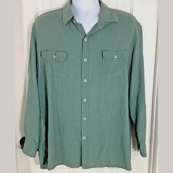 Nat nast mens nat nast shirt green silk blend long for Men s batik bay silk blend button down shirt