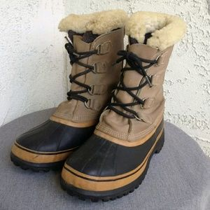 Sorel Other - Mens Sorel Snow Boots Waterproof Insulated Sz 10