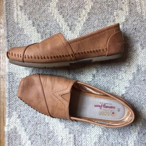 bobs Shoes - Bobs brown leather shoes