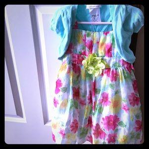 Perfect Summer Flower Dress! 🌺