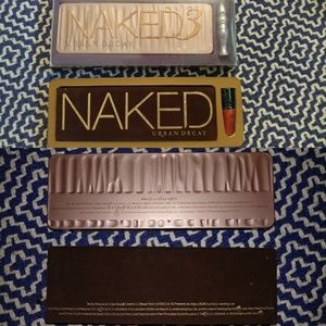 Urban Decay Naked Palettes REPLICAS