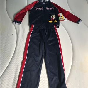 Other - 4T Mickey Mouse outfit