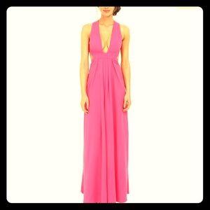 Jill Stuart Dresses & Skirts - Jill Jill Stuart Hot Pink gown dress, size 6