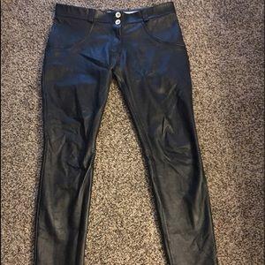 Freddy Pants - Freddy Eco Leather Pants