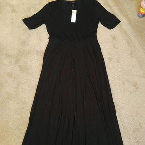Agnes & Dora Dresses & Skirts - Agnes & Dora Austen Dress Black Modal BNWT