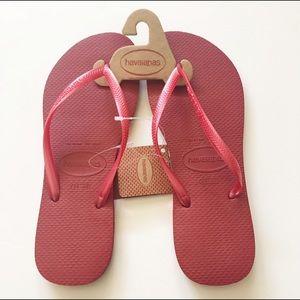 Havaianas Shoes - NET! Havaiana pink flip flops/sandals