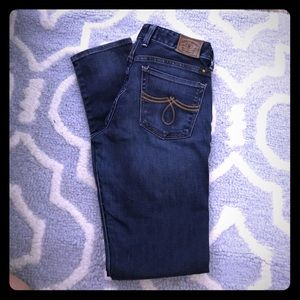 Lucky Jade Pants - Lucky brand jeans