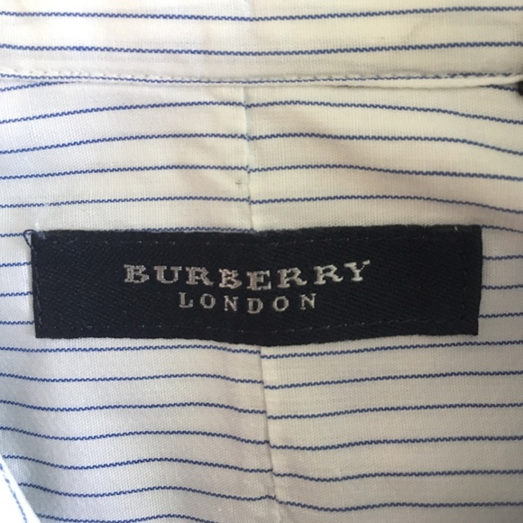 86 Off Burberry Other Burberry London Men 39 S Pinstriped