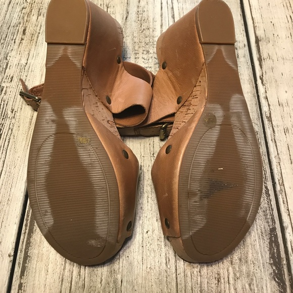 64 Off Lucky Brand Shoes Lucky Brand Moran Wedge