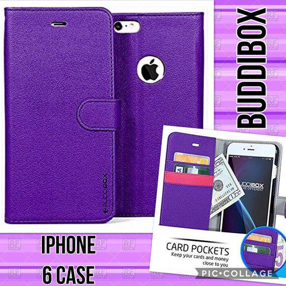 buddibox iphone 6 case
