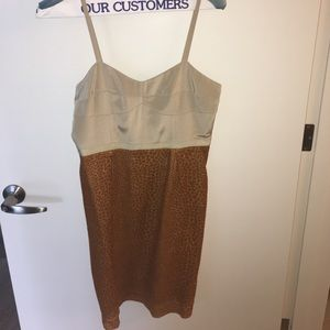 J. Crew Collection Dress size 12 Nude