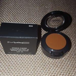 MAC Cosmetics Other - MAC Studio Finish Concealer NW50