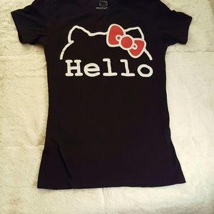 Sanrio Tops - Hello Kitty T-shirt
