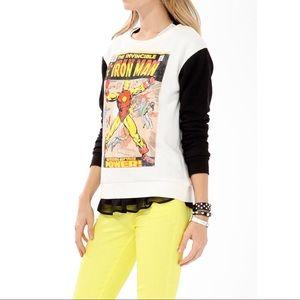 Marvel Sweaters - Fo21 The Invincible Iron Man Sweatshirt