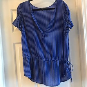 BCBGMaxAzria Tops - BCBG strip top