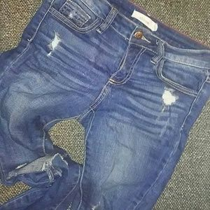 Cello jeans Denim - Cello jeans size 0 distressed look