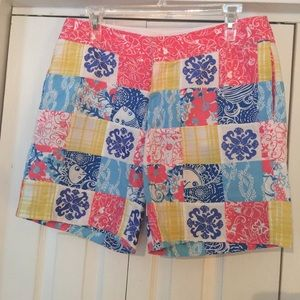 Vintage Lilly Pulitzer Bermuda Shorts