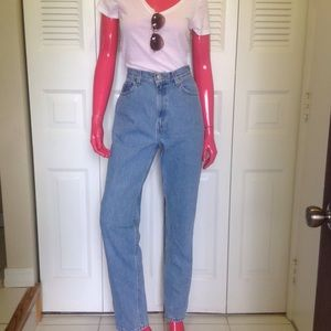 Levi's Denim - Levi's 512 Tampered Leg Mom Jeans Like New 12 Long