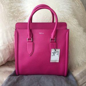 Alexander McQueen Handbags - Alexander McQueen Bougainvillea Heroine Bag