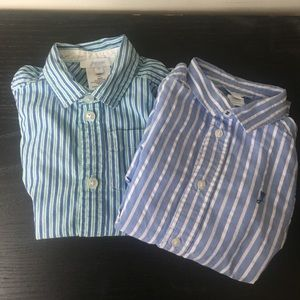 Jacadi Other - Two Jacadi Paris Boys 2Y Button Downs