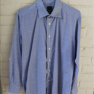 David Donahue Other - David Donahue Trim Fit Dress Shirt