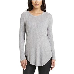 Grey Chasor long sleeve thermal top