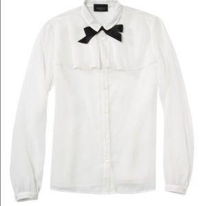 Jason Wu for Target Tops - Jason Wu for Target Long Sleeved White Blouse XS