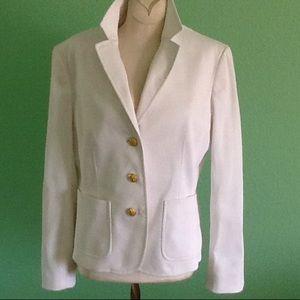 Brooks Brothers Jackets & Blazers - SizeM 8 Brooks Brothers cotton/Lycra jacket