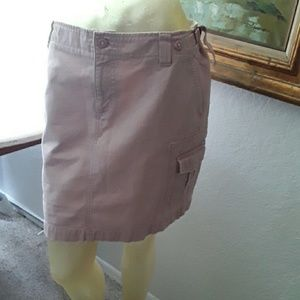 Vintage Dresses & Skirts - Vintage denim skirt sz 10