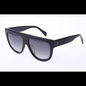 Celine Accessories - Black Flat Top Gorgeous Sunglasses