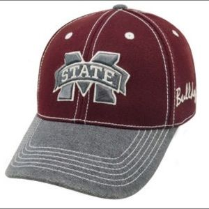 NCAA Other - 🆕 Mississippi State Bulldogs High Post Hat M/L