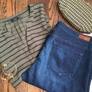 """Ag Adriano Goldschmied Denim - AG Adriano Goldschmied """"Colette"""" Jeans"""
