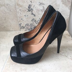 L.A.M.B. Shoes - L.A.M.B Black heels